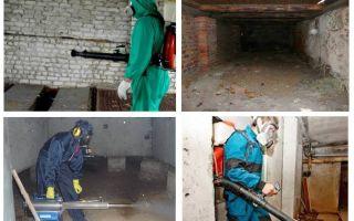 Bagaimana untuk menghilangkan kutub bawah tanah di apartmen