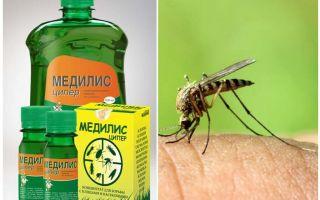 Cara Medilis Tsiper terhadap nyamuk