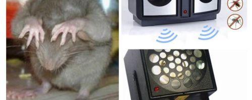 Repeller Ultrasonik Rodent