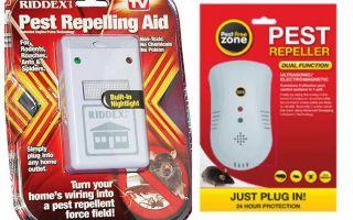 Penerangan dan ulasan tentang Repeller Pest dari kecoa