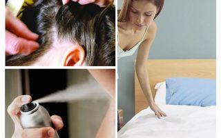 Memo mengenai pediculosis untuk ibu bapa